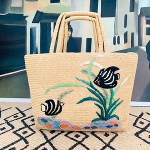 70's 🔥🔥🔥Perfect Summer Tote